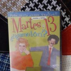 Cine: DVD MARTES Y 13 ¿DIGAMELÓN? (PRECINTADO). Lote 251982345
