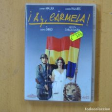 Cinema: AY CARMELA - DVD. Lote 252013195