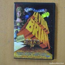 Cinema: LA VIDA DE BRIAN - DVD. Lote 252013200
