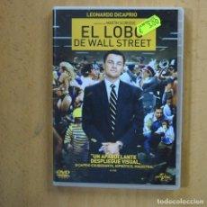Cinema: EL LOBO DE WALL STREET - DVD. Lote 252015755