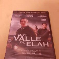 Cine: DVD EN EL VALLE DE ELAH (PRECINTADO). Lote 252234055