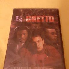 Cine: DVD EL GHETTO (PRECINTADO). Lote 252234380