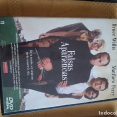 Cinema: M-32 DVD FALSAS APARIENCIAS BRUCE WILLIS Y MATTHEW PERRY. Lote 252338555