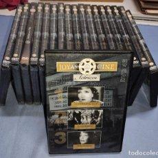 Cine: 18 DVD DE JOYAS DEL CINE EN MUY BUEN ESTADO. Lote 252352305