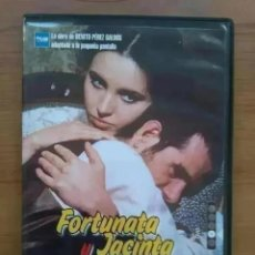 Cine: FORTUNATA Y JACINTA (DVD) NUM 2. Lote 252364300