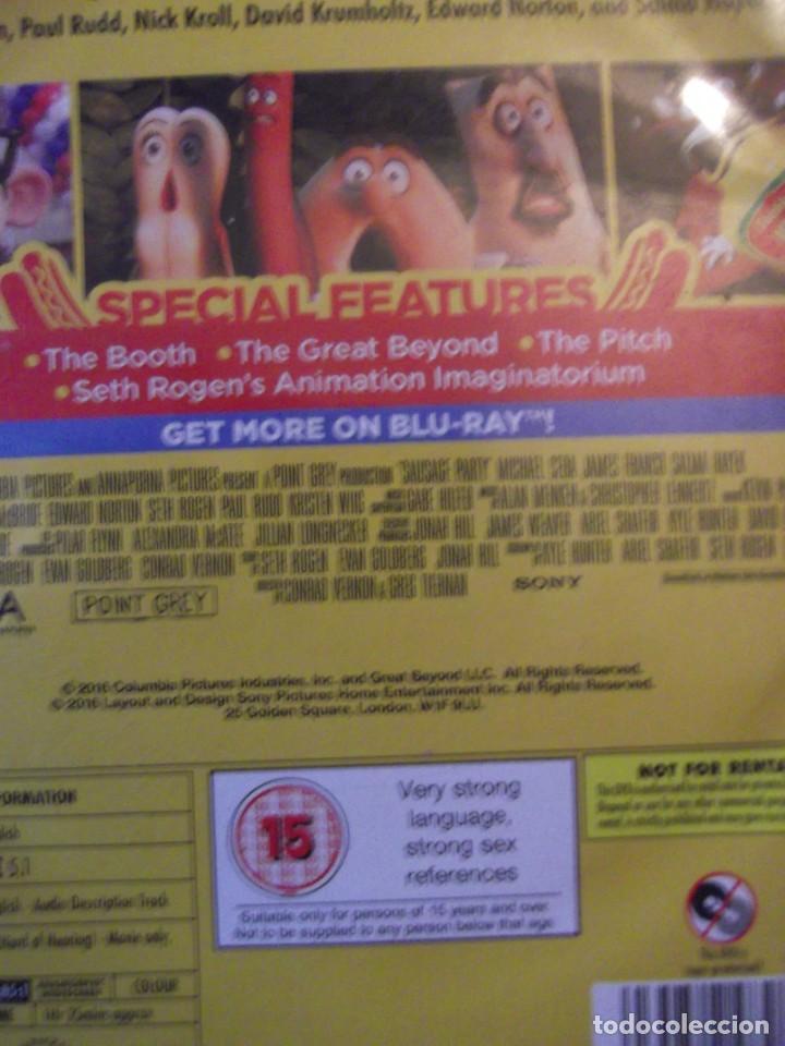 "Cine: DVD "" OJO SOLO para Adultos "" SAUSA PARTY en Inglés - Foto 3 - 252521670"