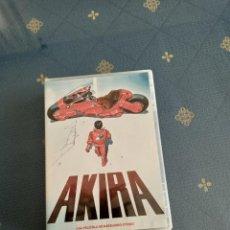 Cine: DVD AKIRA, DE KATSUHIRO OTOMO (OBRA MAESTRA). Lote 252766855