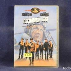 Cinema: ESCUADRÓN 633 - DVD. Lote 253104000