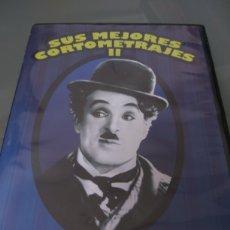 Cine: CHARLES CHAPLIN SUS MEJORES CORTOMETRAJES LL. Lote 253259960