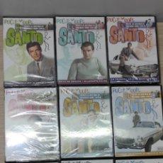 Cine: EL SANTO ROGER MOORE 9 DVD. Lote 170076605