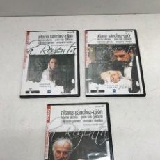 """Cine: COLECCIÓN 3 DVD SERIES MITICAS DE LA TELEVISIÓN """" LA REGENTA """". Lote 253494045"""