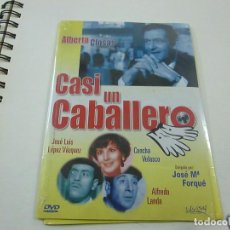 Cinema: CASI UN CABALLERO -DVD - CAJA FINA CARTON - N. Lote 253526745