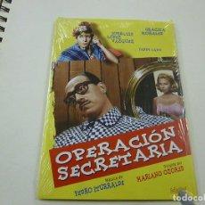 Cinema: OPERACION SECRETARIA-DVD - CAJA FINA CARTON - N. Lote 253527625