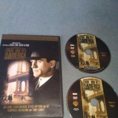 Cine: DVD ÉRASE UNA VEZ EN AMERICA DOS DISCOS. Lote 253543055