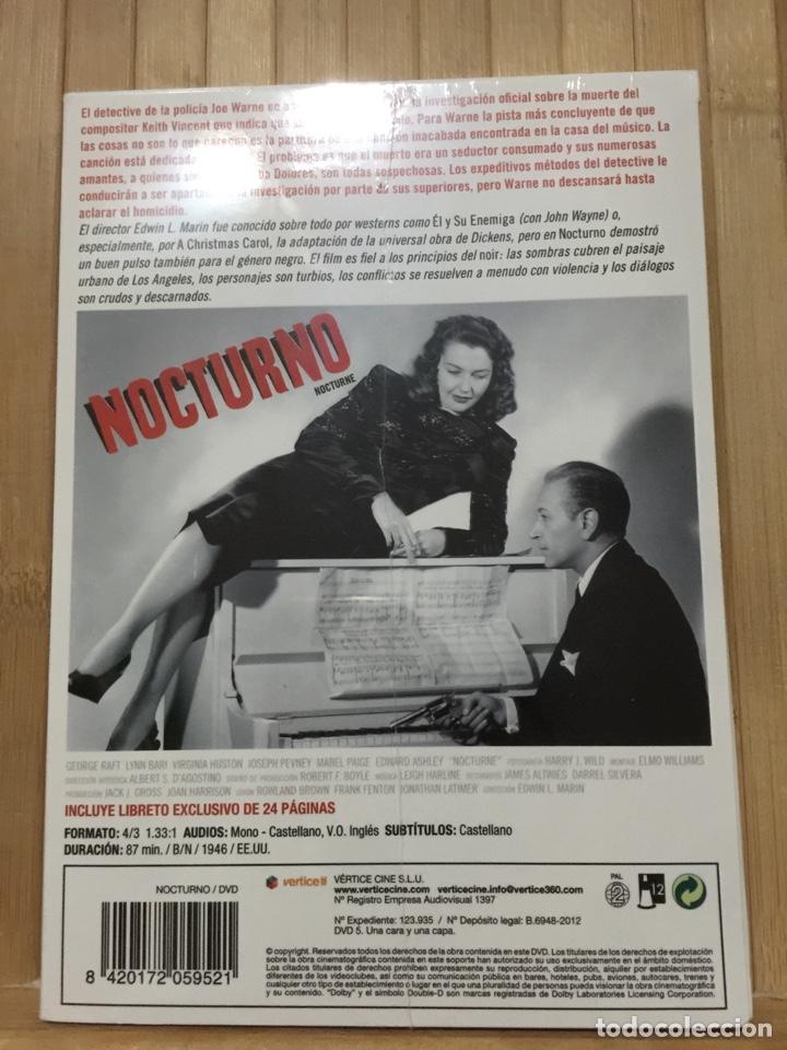 Cine: Nocturno DVD - Precintado - - Foto 2 - 253545605
