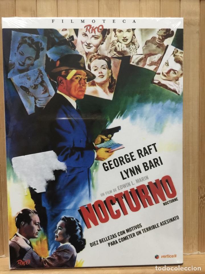 NOCTURNO DVD - PRECINTADO - (Cine - Películas - DVD)