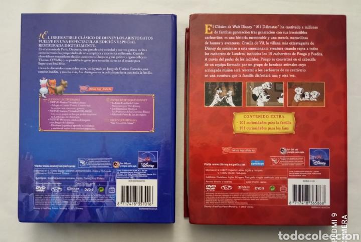Cine: WALT DISNEY DVD CUENTO ILUSTRADO LOTE 5 VER FOTOGRAFÍAS - Foto 8 - 253546920