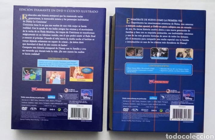 Cine: WALT DISNEY DVD CUENTO ILUSTRADO LOTE 5 VER FOTOGRAFÍAS - Foto 9 - 253546920