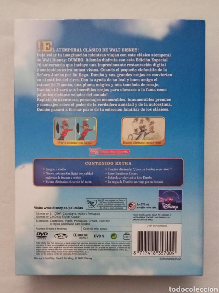 Cine: WALT DISNEY DVD CUENTO ILUSTRADO LOTE 5 VER FOTOGRAFÍAS - Foto 10 - 253546920