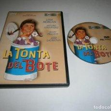 Cinéma: LA TONTA DEL BOTE DVD LINA MORGAN ARTURO FERNANDEZ. Lote 253547010