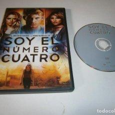 Cinéma: SOY EL NUMERO 4 DVD. Lote 253553065