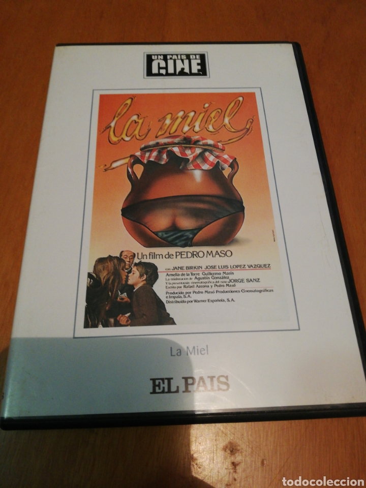 LA MIEL DVD (Cine - Películas - DVD)