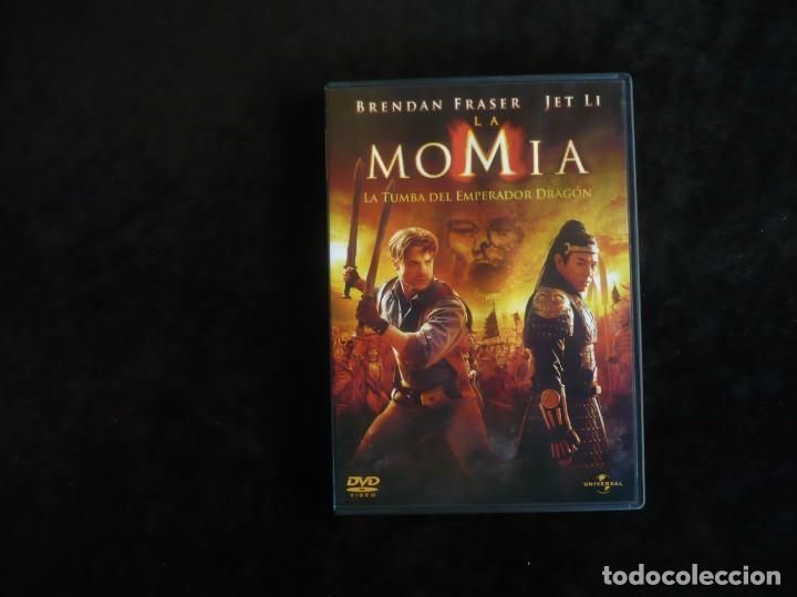 LA MOMIA - LA TUMBA DEL EMPERADOR DRAGON - DVD COMO NUEVO (Cine - Películas - DVD)