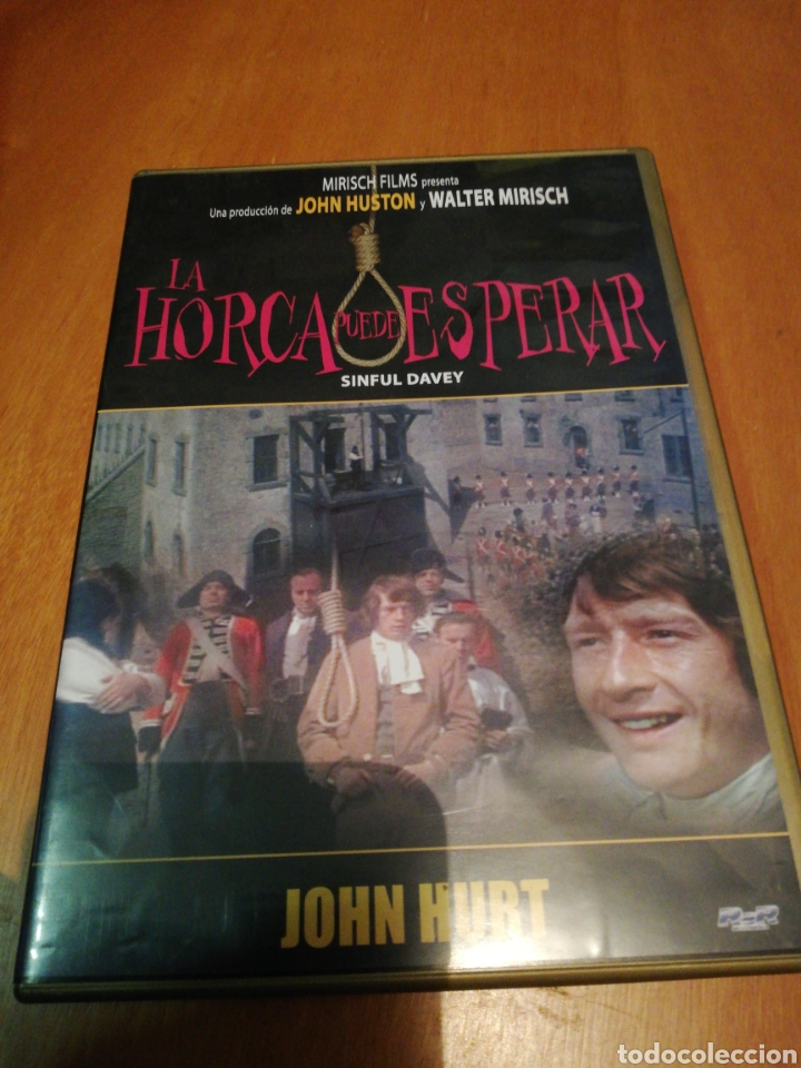 LA HORCA PUEDE ESPERAR DVD (Cine - Películas - DVD)