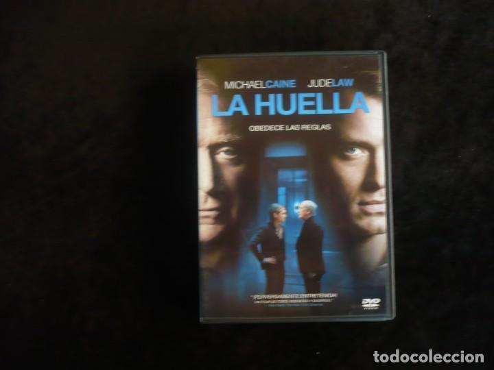 LA HUELLA - CON MICHAEL CAINE Y JUDE LAW - DVD CASI COMO NUEVO (Cine - Películas - DVD)