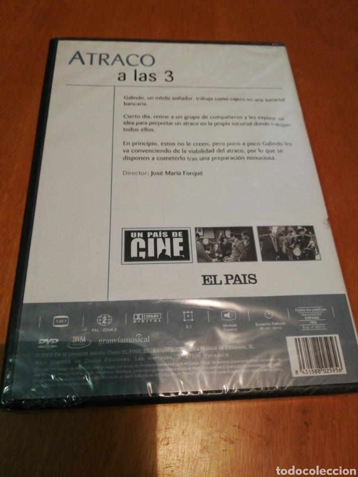 Cine: Atracó a las 3 dvd Nuevo - Foto 2 - 253573085