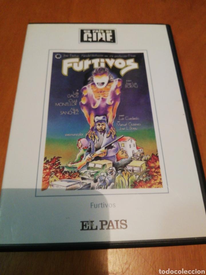 FURTIVOS DVD (Cine - Películas - DVD)