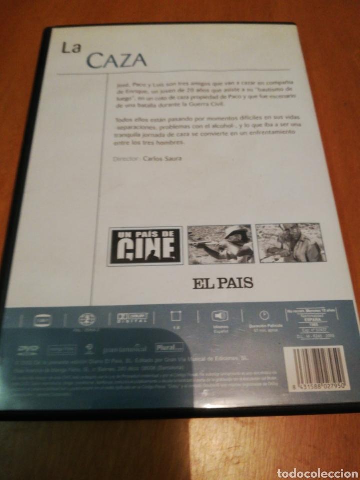 Cine: La caza dvd - Foto 2 - 253573245