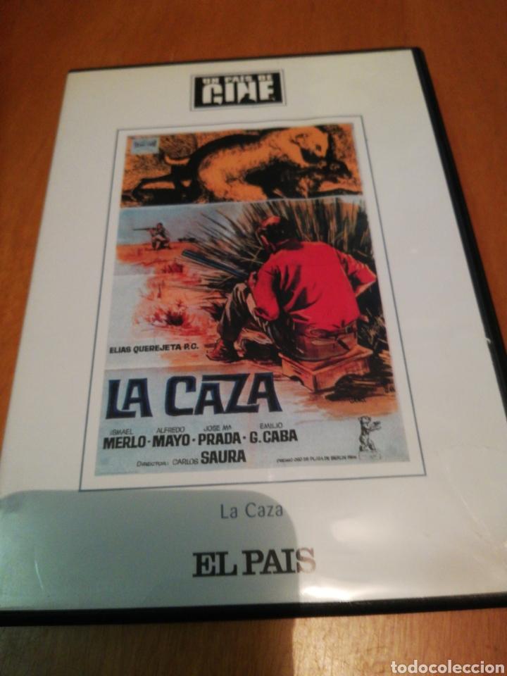 LA CAZA DVD (Cine - Películas - DVD)
