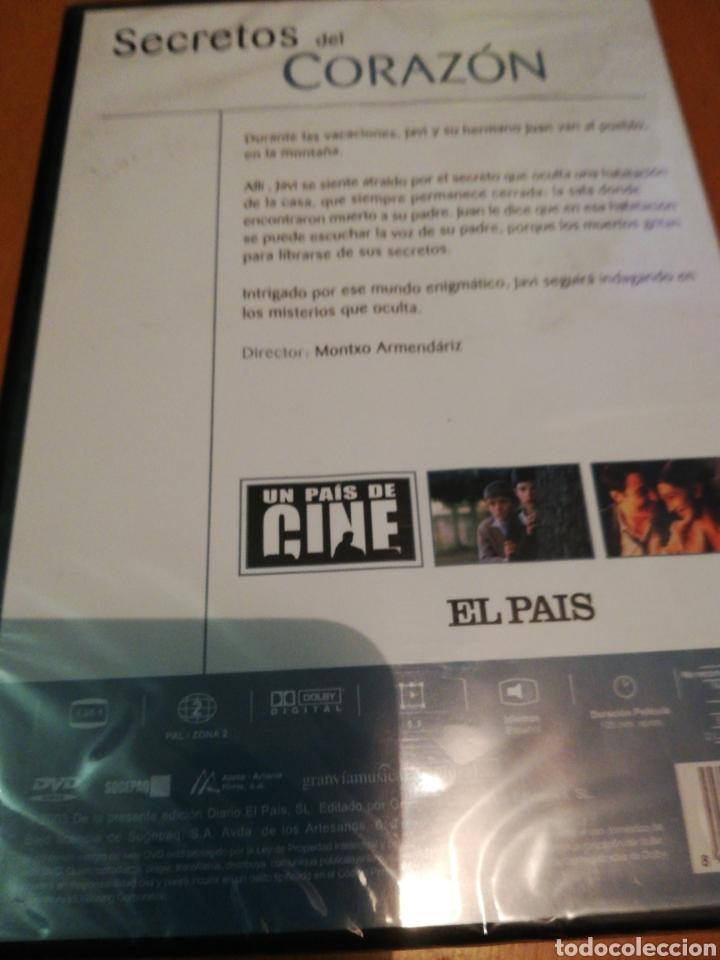 Cine: Secretos del corazón dvd Nuevo - Foto 2 - 253573310