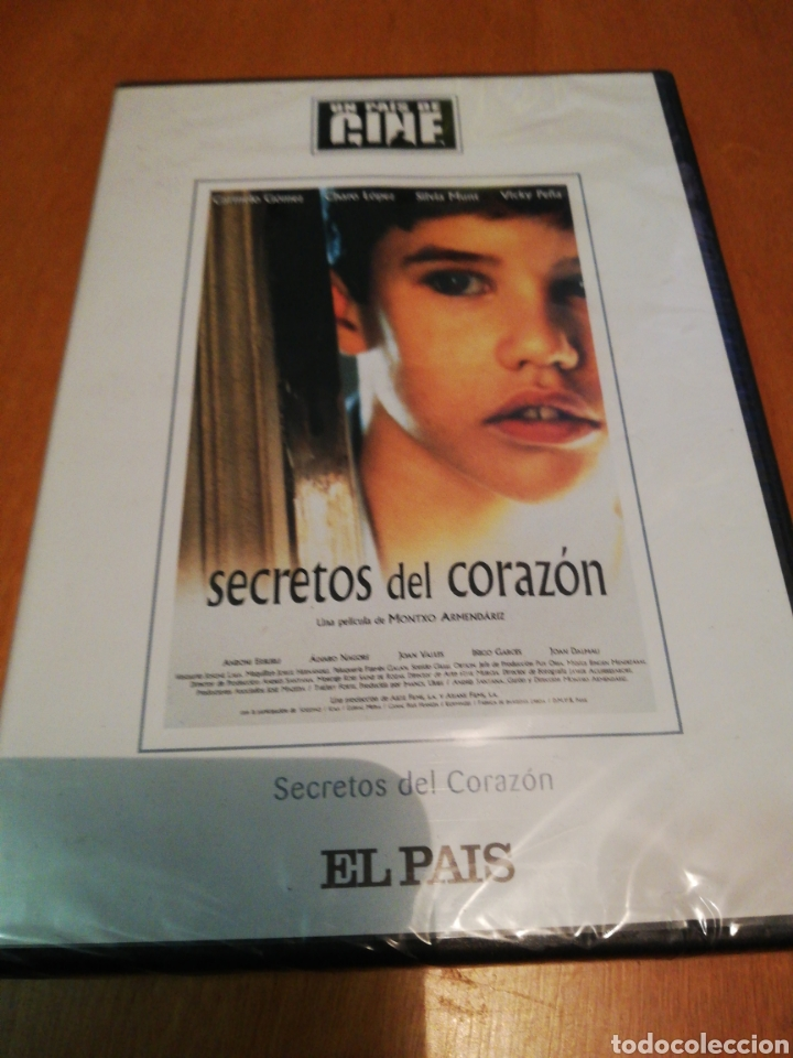 SECRETOS DEL CORAZÓN DVD NUEVO (Cine - Películas - DVD)