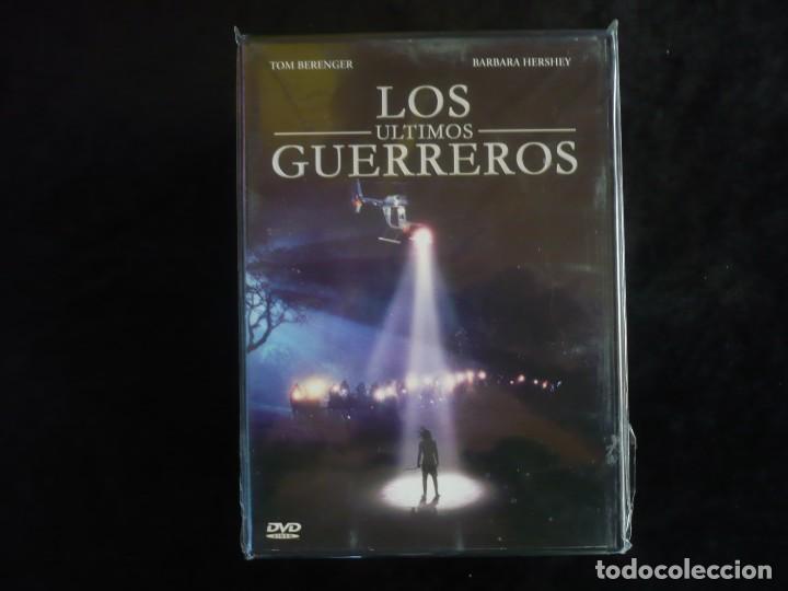 LOS ULTIMOS GUERREROS - CON TOM BERENGER - DVD NUEVO PRECINTADO (Cine - Películas - DVD)