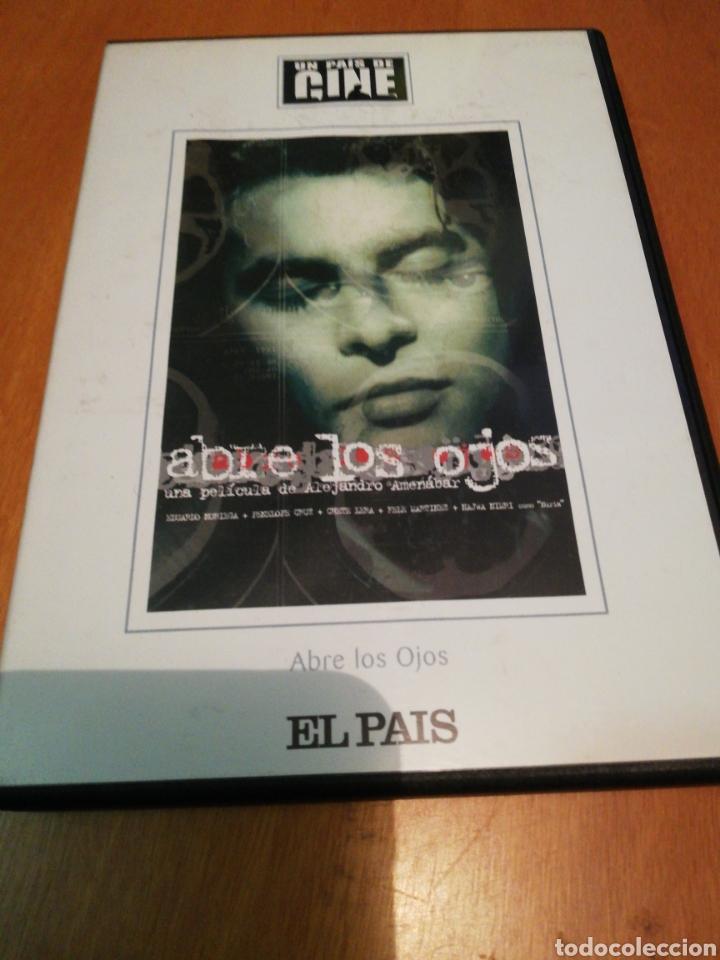 ABRE LOS OJOS DVD (Cine - Películas - DVD)