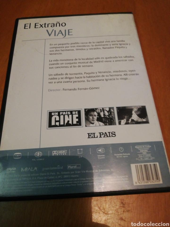 Cine: El extraño viaje dvd - Foto 2 - 253574800