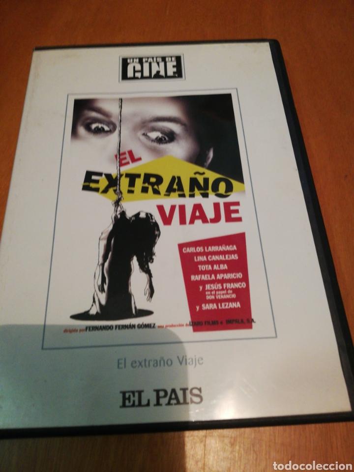 EL EXTRAÑO VIAJE DVD (Cine - Películas - DVD)