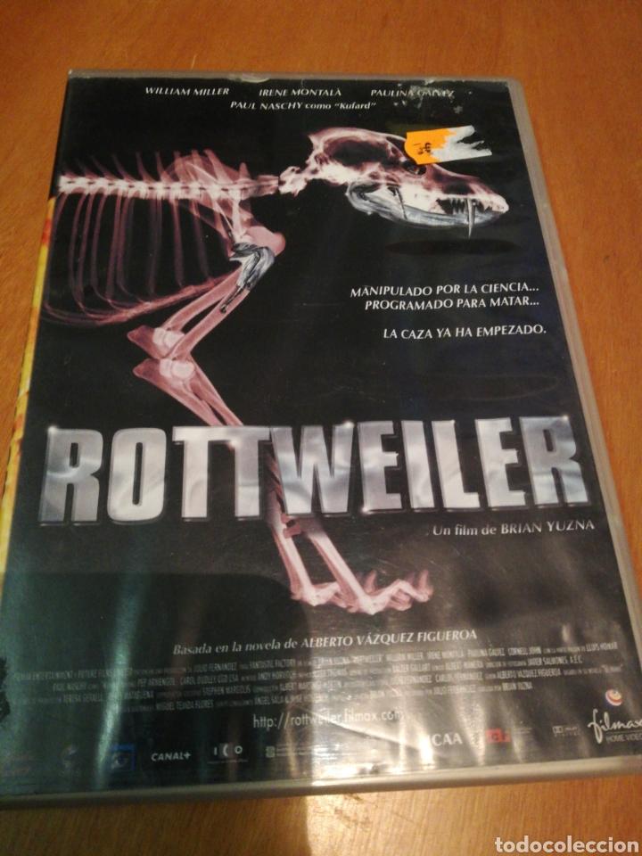 ROTTWEILER DVD (Cine - Películas - DVD)
