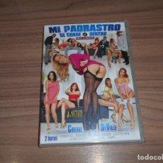 Cine: MI PADRASTRO SE CORRE DENTRO DVD NUEVA PRECINTADA. Lote 253634160