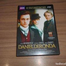 Cine: DANIEL DERONDA EDICION ESPECIAL 2 DVD 200 MIN. COMO NUEVA. Lote 253637020