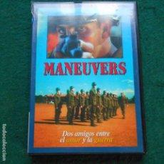 Cine: CINE DVD MANUEVERS. Lote 253648915