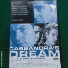 Cine: CINE DVD CASANDRA DREAM. Lote 253649105