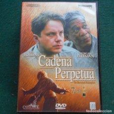 Cine: CINE DVD CADENA PERPETUA. Lote 253649310