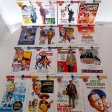 Cine: COLECCIÓN COMPLETA 16 DVD PACO MARTÍNEZ SORIA LA RAZÓN 2008. Lote 253699355