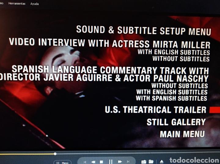 Cine: EL GRAN AMOR DEL CONDE DRÁCULA PAUL NASCHY DVD ORIGINAL NUEVO MASTER 2K CON CASTELLANO - Foto 3 - 168201968