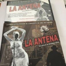 Cine: LA ANTENA DE ESTEBAN SAPIR COMO NUEVA. Lote 254030110