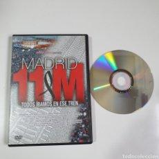 Cine: DVD, DOCUMENTAL, MADRID 11 M, TODOS ÍBAMOS EN ESE TREN.. Lote 254031865