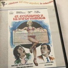 Cine: EL EROTISMO Y LA INFORMÁTICA. Lote 254033850
